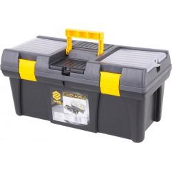 Plastmasas instrumentu kaste PR-20″, 52.5×25.6×24.6 (78813) Vorel