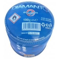 Gāzes balons 190gr. -5°C (698195)