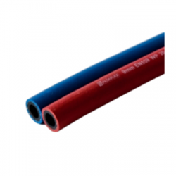 Šļūtene dubultā 9+9mm (100m) (8547) Alsaflex