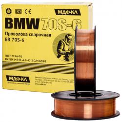 Metināšanas stieple BMW ER70S-6 0.8mm 15kg (17286) MDFKL