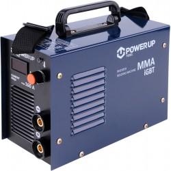 Metināšanas aparāts POWER UP MMA IGBT  160A (00173201)