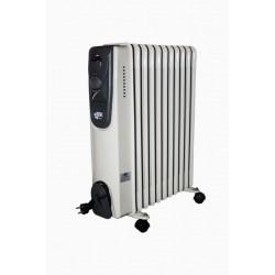 Eļļas radiators 11 sekcijas 2000W (4750959063736) Besk