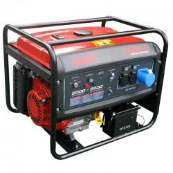 Ģenerators 6500D-C 5kW 130932 AL-KO