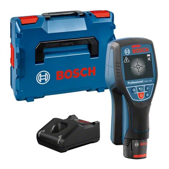 Meklēšanas ierīce BOSCH Wallscanner D-tect 120 (0601081301)