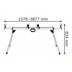 Darba galds BOSCH GTA 3800 (0601B24000)