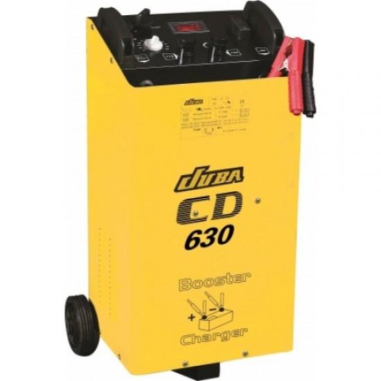 Akumulatora lādētājs un starteris 12/24V 600A 800ah (CD630)