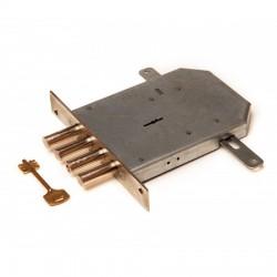 Slēdzene metāla ārdurvīm ELBOR 1.05.03. BAZALT (10503) Elbor