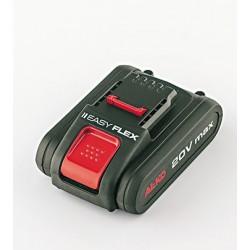 Akumulators B 50 Li AL-KO EasyFlex (20 V / 2.5 Ah / 45 Wh) (113559)
