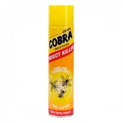Aerosols pret lidojošiem insektiem Super Cobra 400ml (9831)
