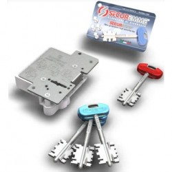 Slēdzenes serde Securemme (S2500)