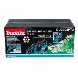 Akumulatora ķēdes zāģis DUC303PT2 Makita