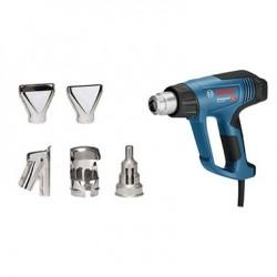 Fēns GHG 23-66 Case + 5 Nozzles (06012A6301) Bosch
