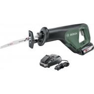 Zobenzāģis Bosch AdvancedRecip 18 2.5Ah (06033B2401)