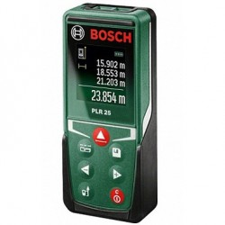 Lāzera tālmērs PLR 25 (0603672521) Bosch
