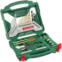 50-daļīgs Titanium komplekts (2607019327) Bosch