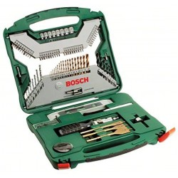 100-daļīgs Titanium komplekts (2607019330) Bosch