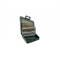 13-daļīgs HSS-TIN komplekts metālam (2607019436) Bosch