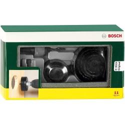 11-daļīgs caurumzāģu komplekts (2607019450) Bosch