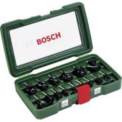 15-daļīgs frēžu komplekts, 8mm (2607019469) Bosch