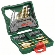 40-daļīgs Titanium komplekts (2607019600) Bosch