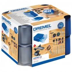 Koksnes apstrādes uzgaļu moduļkomplekts Dremel (26150730JA)