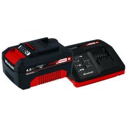 Akumulators ar lādētāju Einhell 18V 4,0Ah PXC Starter Kit (4512042)