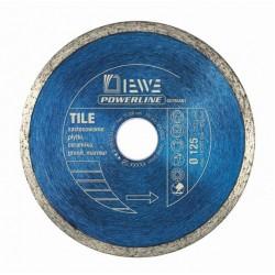Dimanta ripa flīzēm DIEWE (89123)