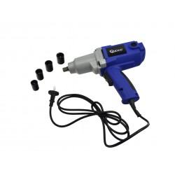 """Elektriskā uzgriežņu atslēga 1/2 """", 800W + crv stiprinājumi (g81051)"""