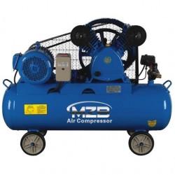 Ar siksnu darbināms gaisa kompresors 88l 321l/min 12.5bar (MZBV06125)