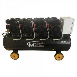 Gaisa kompresors bez eļļas 90l 840l/min 8bar