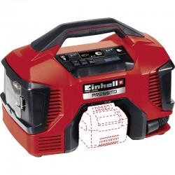 Akumulatora hibrīdkompresors Pressito-Solo EINHELL (4020460)