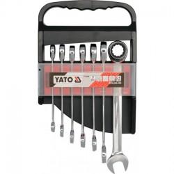 Kombinētas atslēgas 7 gab. (0208-YT)