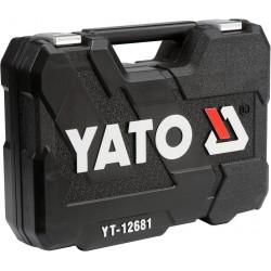 Instrumentu komplekts 94gab. YATO YT-12681