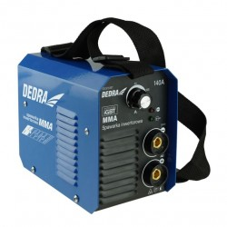 Invertora metināšanas iekārtaigbt + mma 140a dedra (Desi151BT)