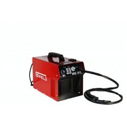 Invertora pusautomātiskā metināšanas iekārta Bweld mig 150t