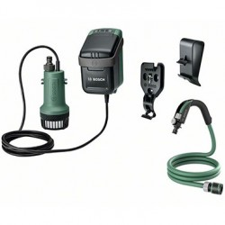 Akumulatora ūdens sūknis GardenPump 18 Solo (06008C4201) Bosch