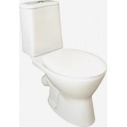 Dneprokeramika WC Ažur ar slīpo izvadu (1841)