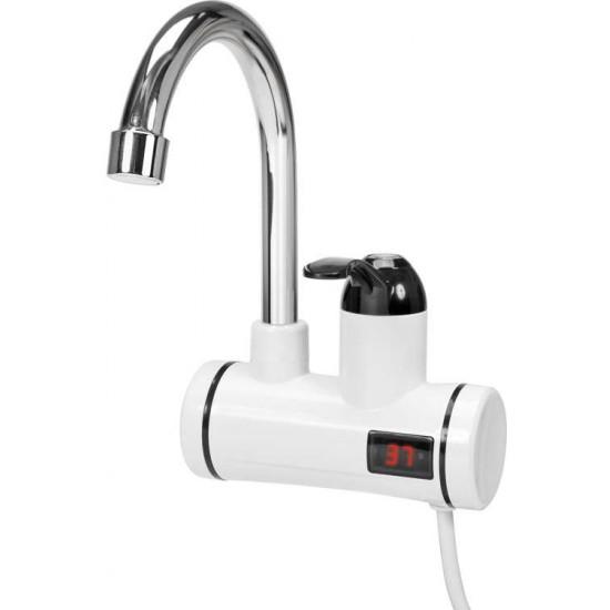 Elektriskais ūdens sildītājs / maisītājs   lcd   katla-2 (75922)