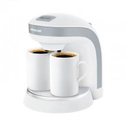 Kafijas automāts, 0,3L, 350W Sencor (SCE2001WH)
